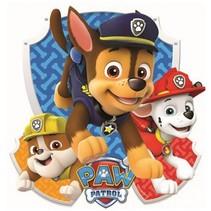 muursticker Paw Patrol Chase 1 stickervel