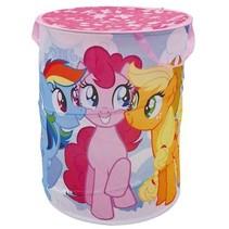 My little Pony wasmand Pop Up meisjes blauw 38 x 50 cm