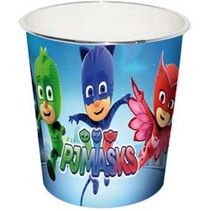 prullenbak PJ Masks 24 cm 8 L blauw
