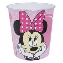Prullenbak Minnie Mouse Roze 21 cm