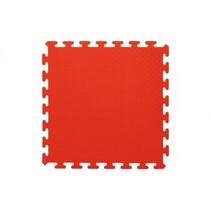 speelmatten rood junior 50 x 50 cm