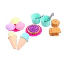 speelset ijs en koffiehuis 25-delig