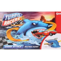 Turbo Racers shark attack