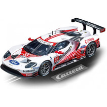 racebaanauto Evolution Ford GT No.66 1:32 wit/rood