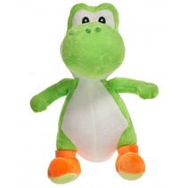 knuffel Yoshi 26 cm groen