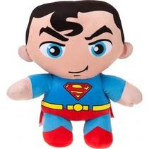 knuffel Superman blauw/rood 43 cm