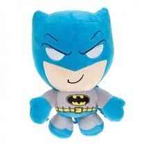 knuffel in cadeaubox Batman pluche 20 cm blauw