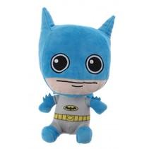 Gift-knuffel Batman pluche 15 cm blauw