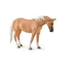 speelfiguur paard beige 22 x 15 cm