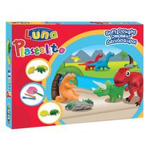 klei dinosaurus junior 4-delig