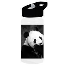 drinkfles Animal Planet panda junior 500 ml zwart