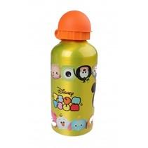 drinkfles Tsum Tsum 500 ml geel
