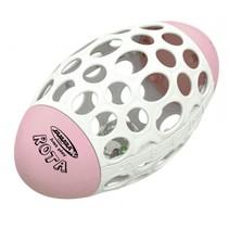 Rota Ball 190 x 100 mm wit/roze