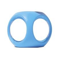 soft-grip bal blauw 6.4 cm