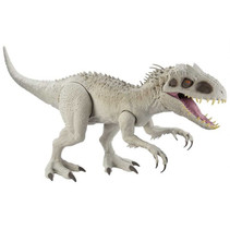 dinosaurus Colossal Indominus Rex 90 cm grijs