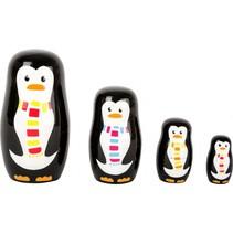 matroesjka pinguin