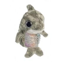 Knuffel YooHoo Buckee haai 12,7 cm