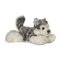 Knuffel Mini Flopsie husky 20,5 cm