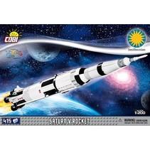 Smithsonian Saturn V Ruimteraket bouwpakket 415-delig 21080