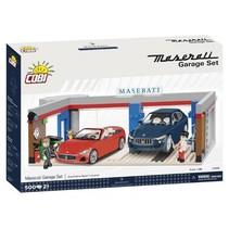 bouwpakket Maserati garageset 1:35 500-delig 24568