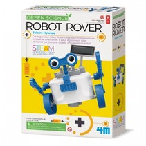 Green Science Robot Rover zonne-energie (Franstalige verpakking)