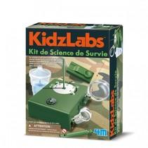 KidzLabs survivalkit (Franstalige verpakking)