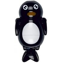 flessenduiker pinguïn 3,5 cm zwart