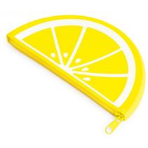 eutui Lemon 19,5 x 10 cm siliconen geel