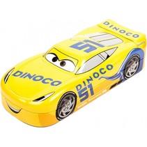Disney Cars 3 pennenblik 20,5 x 9 x 5,5 cm geel