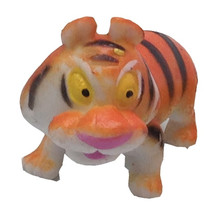 speeldier tijger junior 6 cm oranje/zwart