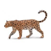 speelfiguur jachtluipaard bruin 13 x 8 cm
