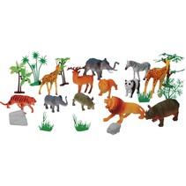safaridierenset 22-delig