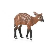 wilde dieren: Antilope 7 cm bruin