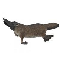 Wilde dieren vogelbekdier 9 cm