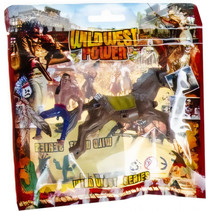 speelfiguur Wild West Power junior bruin 2-delig