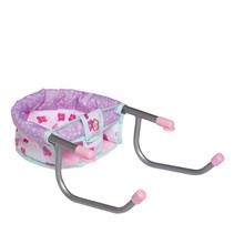 tafelstoel Baby Stella meisjes 41,9 cm textiel roze