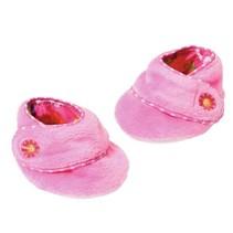 Babyschoentjes roze 2 stuks