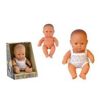 Babypop Blanke Jongen 21 cm