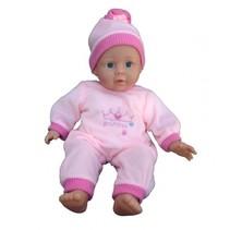 Babypop Sofia roze 40 cm