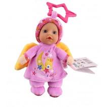 babypop Angel 18 cm paars