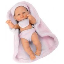 babypop New Born 25 cm roze