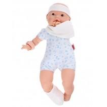 babypop Newborn soft body ziekenhuis jongen 45 cm