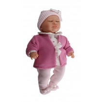 babypop Dormilon 40 cm roze