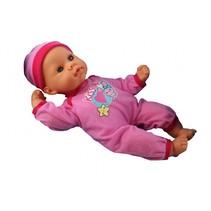babypop BabyCare 33 cm meisjes roze