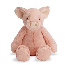 knuffel Lovelies Piper Pig 19 cm pluche roze