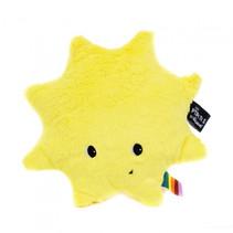 knuffel zon geel 20 cm