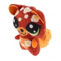 knuffel Littlest Pet Shop bruin 8 cm (E5909)