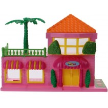 speelhuis Dream House meisjes 16.5 cm oranje