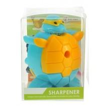 puntenslijper schildpad blauw 7 cm