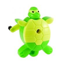 puntenslijper schildpad groen 7 cm